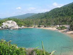 Santa Marta, playas y montañas en Colombia - http://vivirenelmundo.com/santa-marta-playas-y-montanas-en-colombia/3710 #Caribe, #Colombia, #SantaMarta