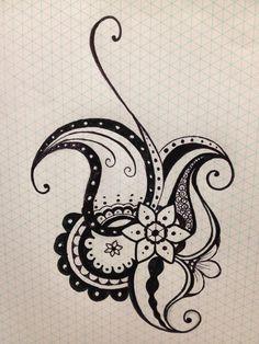 My latest design, incorporating my kids initials