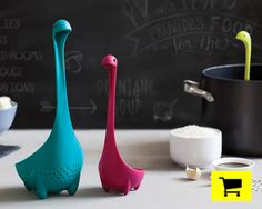 nessie bring the loch ness to cooking in a fun form