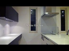 White kitchen 【高級ホワイト 鏡面キッチンのプランニングから完成まで】