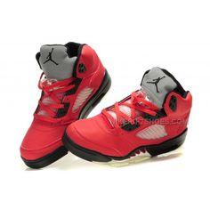 "058b8886d894 Air Jordan 5 Retro ""Raging Bull"" Varsity Red Black Online"