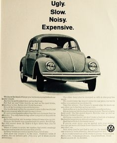 When VW meant fun and honest