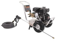Mi-T-M Pressure Washer - CA-2403-0MHB.  This CA-2403-0MHB pressure washer from Mi-T-M is rated 2400 PSI @ 2.4 GPM from ETS Company http://www.shopetsonline.com/product-p/ca-2403-0mhb.htm