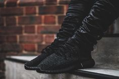 "Adidas+Yeezy+350+Boost+""Pirate+Black+2.0"""
