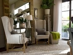 2012 HGTV Green Home Living Room