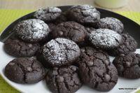 Bezlepkové cookies Cookies, Chocolate, Eat, Desserts, Food, Crack Crackers, Tailgate Desserts, Deserts, Chocolates