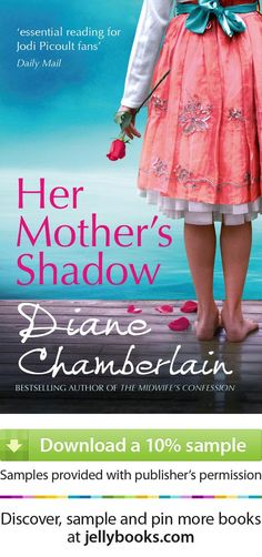 'Her Mother's Shadow' by Diane Chamberlain Such a good book and author. Could not put this down like most of her books. 4.5 stars finished 5-21-14