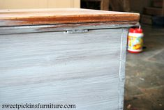 Sweet Pickins Milk Paint 101
