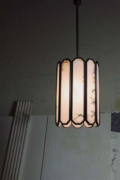 Heute Craftsmanship: Contemporary Lighting & Furniture by Garnier & Linker | Yellowtrace
