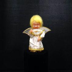 Little Angel Tree Topper by KatsCache on Etsy