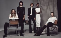EDITORIAL - Tailored Corner - Women na Massimo Dutti online. Entre agora e descubra a nossa coleção de Tailored Corner - Women de outono inverno 2016. Elegância natural!