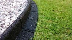Flexible Lawn & Garden Edging system that is easy to install, eco-friendly, available in four great colours and will last a lifetime. Check it out!