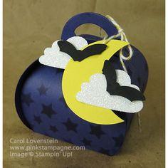 Halloween Curvy Keepsake Gift Box