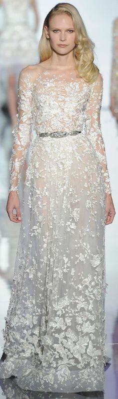 TD ❤️ Spring 2015 Couture Zuhair Murad Model Henna Lintukangas (Premium)