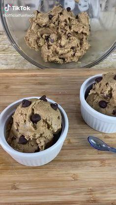 Easy Baking Recipes, Cookie Recipes, Dessert Recipes, Yummy Snacks, Yummy Food, Tasty, Bon Dessert, Starbucks Recipes, Food Videos