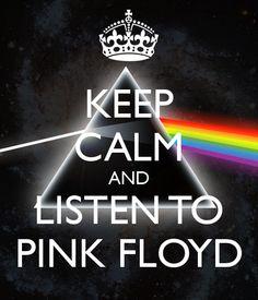 #KEEPCALM #pinkfloyd