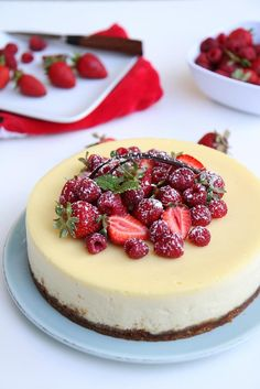 Pierre Herme's Cheesecake