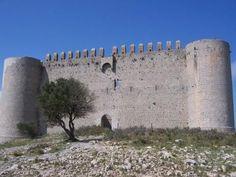 Castillo de Torroella de Montgrí. Gerona