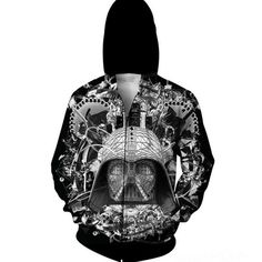 Now available!! Star Wars:  Darth... Check it out!! http://www.shopgeekfreak.com/products/star-wars-darth-vader-3d-zip-hoodie?utm_campaign=social_autopilot&utm_source=pin&utm_medium=pin #geek #shopgeekfreak