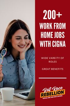 Cigna, the global health service and insurance giant, currently has work from home positions available. Pay varies by position. Insurance is also included. Medical Coder, Medical Dental, Paid Time Off, Flexible Working, Rat Race, Earn Money From Home, Work From Home Jobs, New Job, Helping People