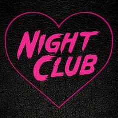 Night Club - Black Leather Heart - artwork