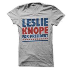 Leslie Knope For President 2016