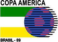 1989, Copa America Brazil #Brazil1989 #CopaAmerica #AmericaCup (L4532)