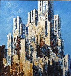 HERBERT SILINŠ | Latvian | Tukums 1926 - 2001. Gothic, n.d.