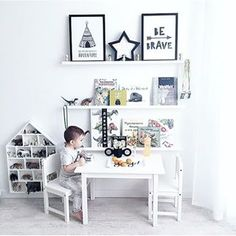 Kids playroom. @littledreambird