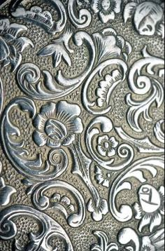Metal Projects, Metal Crafts, Aluminum Foil Crafts, Pewter Art, Metal Embossing, Copper Art, Metal Clay Jewelry, Metal Engraving, Glass Wall Art