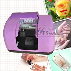 Fine the best nail beauty products here, we are leading supplier of UV lamp, nail art printer, nail care and other nail beauty products.
