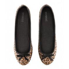 Manoletina Leopardo - Manoletinas.com
