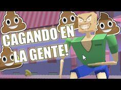 CAGANDO ENCIMA DE LA GENTE - Muddy Heights | Fernanfloo - YouTube