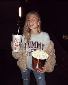 In the cinema Im Kino