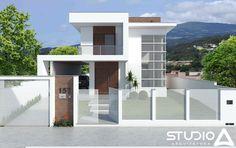 Residencial FN | Studio A #muro #portao