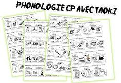 Exercices de phonologie CP