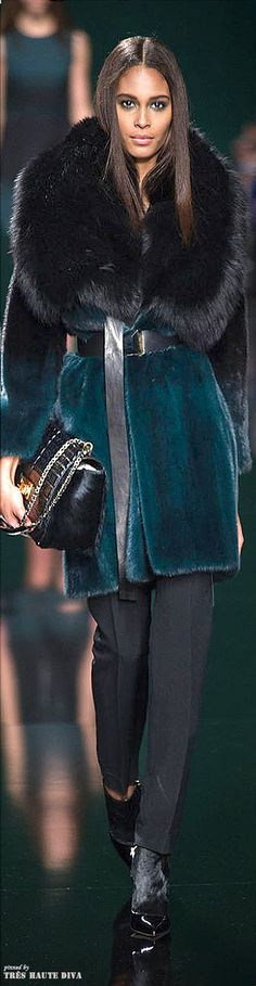 Executive suite / Boss Lady /karen cox...Elie Saab Fall/Winter 2014 RTW - Paris Fashion Week