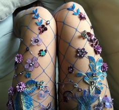 http://www.revelist.com/style-news/sparkly-tights/6858/They're honestly fit for a fairy queen./2/#/2            I must have these!!
