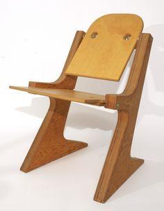 Max Gottschalk Prototype Chair