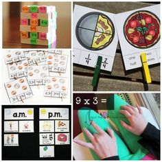 50+ genius STEM activities for kids. So many fun science, technology, engineering and math activities.