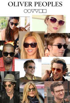 Oliver Peoples, Per chi il lusso lo vuole indossare anche sul naso! #sunglasses #shopping #style #love #sun #summer #fashion #glassesonline #oliverpeoples