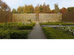 Christlicher Garten, Berlin Marzahn, Marianne Mommsen und Gero Heck. Der Geschriebene Garten. Gärten der Welt Berlin