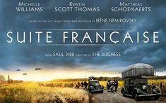 Trailer de Suite Française avec Michelle Williams et Matthias Schoenaerts