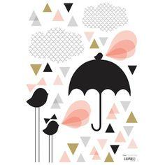 Sticker Petite pluie Lilipinso   Victoretjuliette.com