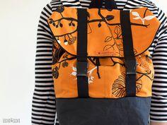 Rucksack Pakke von Liivi & Liivi