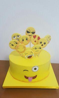 Cake emojis
