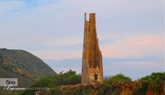 Old lighthouse. by PapoMena. Please Like http://fb.me/go4photos and Follow @go4fotos Thank You. :-)