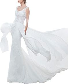Dress Coming Tank Back Key Hole Simple Mermaid Wedding Dr... https://www.amazon.com/dp/B073TJJ81R/ref=cm_sw_r_pi_dp_x_-rIAzbMQ20ZRP