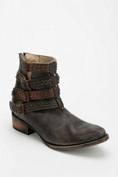 new boots! freebird by steven! best boots ever!