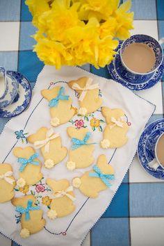 Lemon Buttercream Bunnies – The Londoner